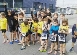 Risultati Triathlon Kids 17 Aprile