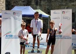 Campionato Regionale Triathlon Kids: grandi vittorie per i piccoli di Granbike!
