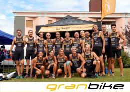 L'orda dei Granbikers Conquista il cross Triathlon di Viverone