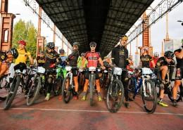 VERTICAL BIKE – Il Granbike Team spadroneggia sui primi 3 gradini del podio