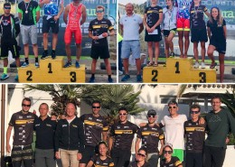3^ Mairhofer  5° Bozzato e tanti podi di categoria al Campionato Italiano di Triathlon cross