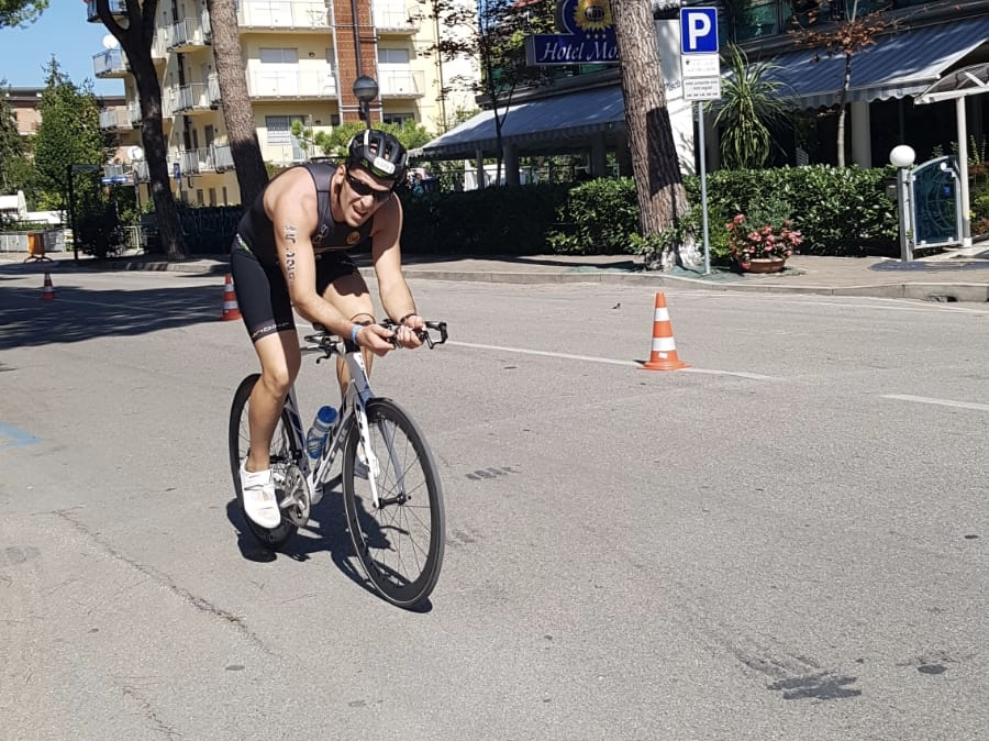 Granbike all'Ironman Cervia