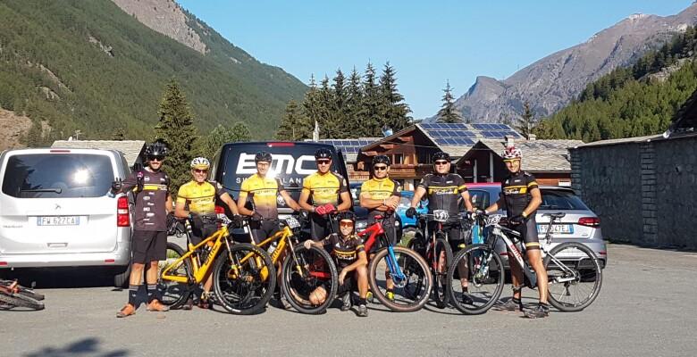 13.09.2020 Granbike presente alla GF Granparadiso Bike
