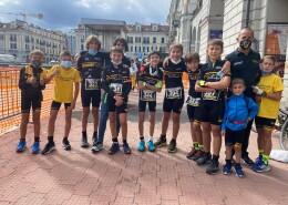 Tanti giovani granbikers ai Campionati Italiani Duathlon di Cuneo