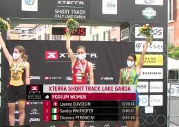 Sandra Mairhofer d'Argento al X-Terra Italy Short Track
